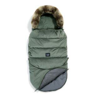 La Millou Velvet Collection Śpiworek do wózka Aspen Winterproof Stroller Bag Combo Khaki