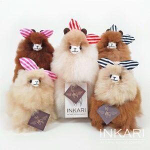 Inkari zestaw gumek fancy dla Twojej Alpaki
