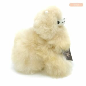 Inkari Alpaka Mini Blond maskotka, pluszak