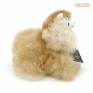 Inkari Alpaka Mini Sandstone maskotka, pluszak