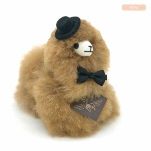 Inkari Alpaka Mini Hazelnut maskotka, pluszak